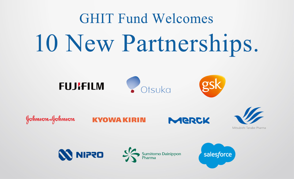 History of GHIT Fund   Global Health Innovative Technology Fund